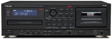 Teac ADRW900 CD and Cassette Recorder
