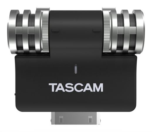 Tascam iM2 Microphone for iPhone and iPad