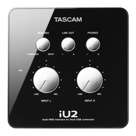 Tascam iU2 Audio Interface for iPhone and iPad