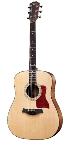 Taylor 110 Acoustic Guitar with Gig Bag