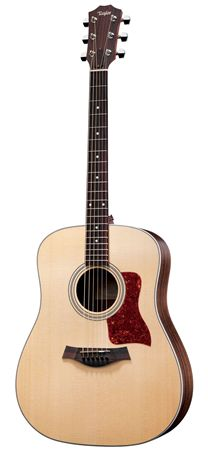 Taylor 210 Dreadnought Acoustic Guitar with Case