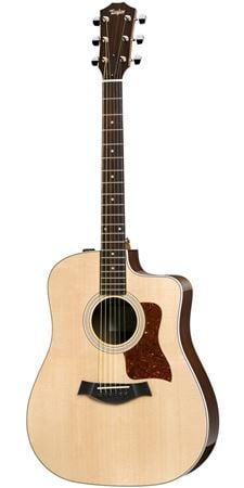 Taylor 210ce-FLTD  Fall Limited Acoustic Electric wCase