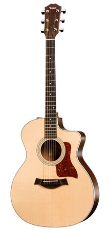Taylor 214CE Grand Auditorium Acoustic Electric with Gig Bag