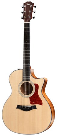 Taylor 314ce LTD 2012 Spring Limited Edition Acoustic Electric
