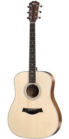 Taylor 410 Dreadnought Acoustic Guitar with Case
