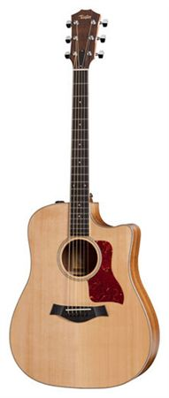 Taylor 410ce-FLTD 2012 Fall Limited Acoustic Electric Guitar with Case