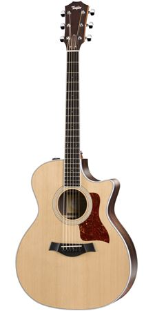 Taylor 414ce-FLTD  Fall Limited Acoustic Electric wCase