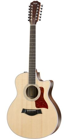 Taylor 456ce-FLTD  Fall Limited 12-String Acoustic Electric