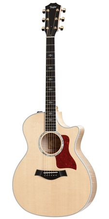 Taylor 614CE Grand Auditorium Cutaway Acoustic Guitar wCase