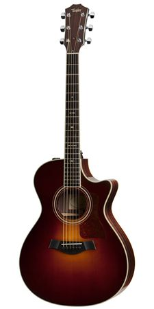 Taylor 712CE Grand Concert Cutaway Acoustic Electric w/Case