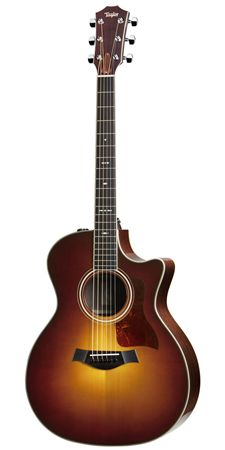 Taylor 714CE Grand Auditorium Cutaway Acoustic Guitar wCase