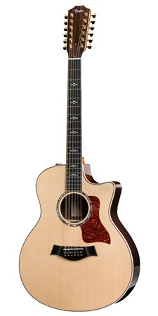 Taylor 856ce 12-String Acoustic Electric Guitar with Case