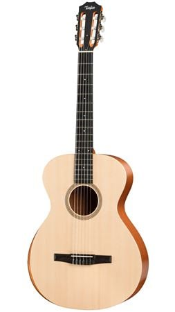 Taylor Academy Series A12N Grand Concert Nylon Guitar with Gigbag
