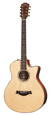 Taylor Baritone 8 Mahogany 8-String Acoustic Electric Guitar