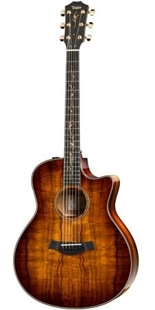 Taylor K26CE Koa ES2 Grand Symphony Acoustic Electric with Case