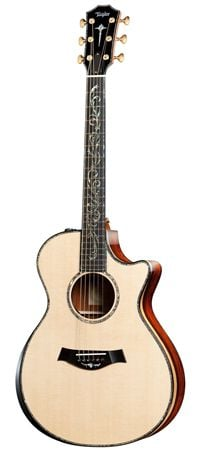 Taylor PS12CE Presentation Grand Concert Acoustic wCase