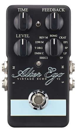 TC Electronic Alter Ego V2 Flash Delay and Looper Pedal