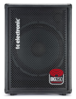 TC Electronic BG250 Bass Guitar Combo Amplifier
