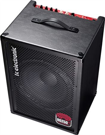 TC Electronic BG250-115 Bass Combo Amplifier