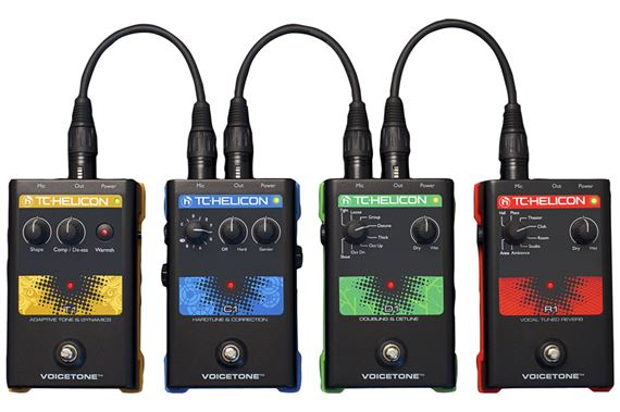 TC Helicon VoiceTone Singles Connection Kit
