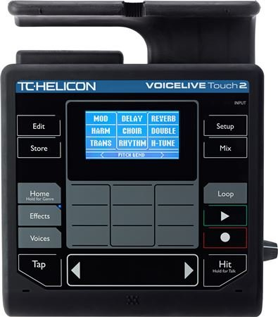 TC Helicon VoiceLive Touch 2 Vocal Designer and Looper