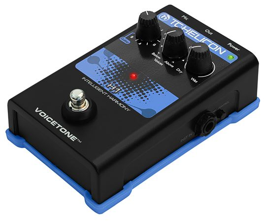 TC Helicon VoiceTone H1 Vocal Harmony Pedal