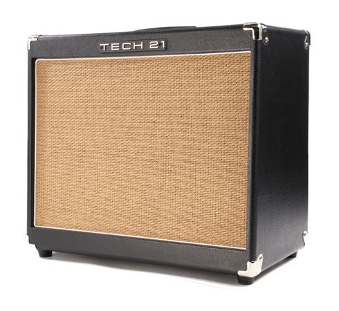 Tech 21 PW60 Power Engine 60 Powered Guitar Speaker Cabinet