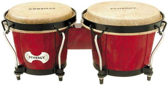 Toca 2100 Synergy Wood Bongos