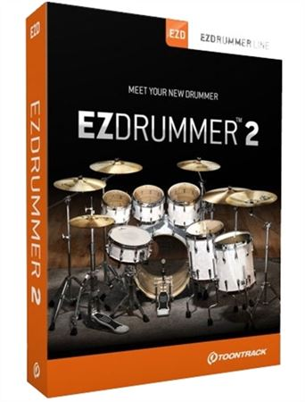 TOO EZDRUMMER2 LIST Product Image