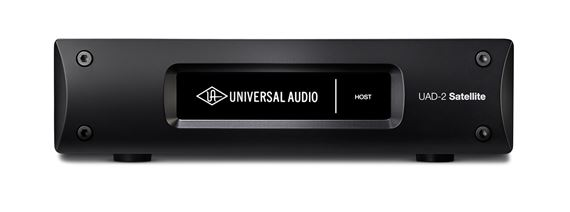 Universal Audio UAD 2 Satellite Thunderbolt OCTO Core DSP Interface