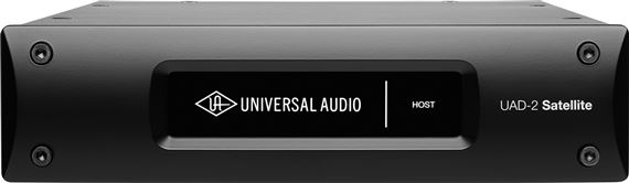 Universal Audio UAD 2 Satellite Thunderbolt QUAD Core DSP Interface