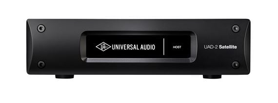 Universal Audio UAD 2 Satellite USB QUAD Core DSP Interface