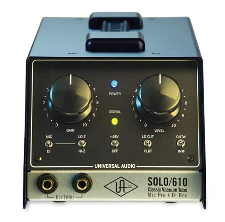 UAD SOLO610 LIST Product Image