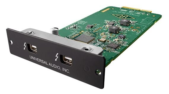 Universal Audio Thunderbolt 2 Option Card for Apollo