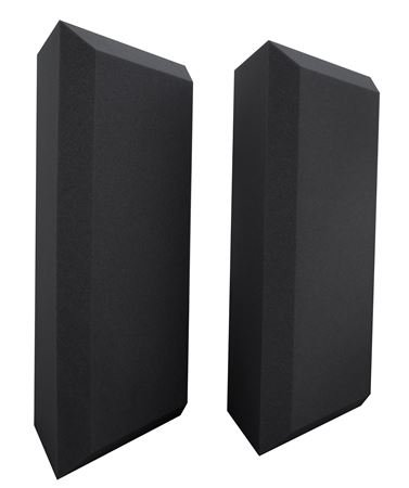 Ultimate Acoustics UA-BTBG Bass Trap Acoustic Foam 1 Pair