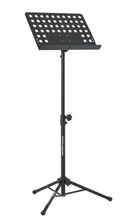 JamStands MS 200 Heavy Duty Tripod Music Stand