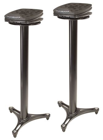 Ultimate Support MS100B Studio Monitor Stands
