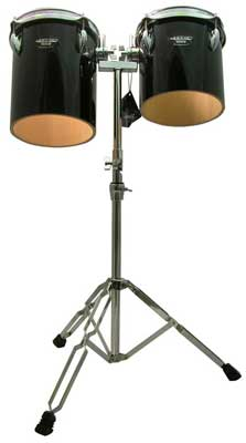 Cannon Percussion Slam Toms with Stand