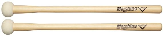 Vater MVB1 Marching Bass Drum Mallets Pair
