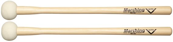 Vater MVB2 Marching Bass Drum Mallets Pair