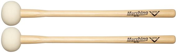 Vater MVB4 Marching Bass Drum Mallets Pair