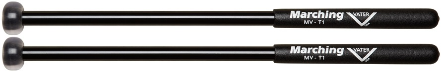 Vater MVT1 Clear Lexan Tenor Mallets Pair