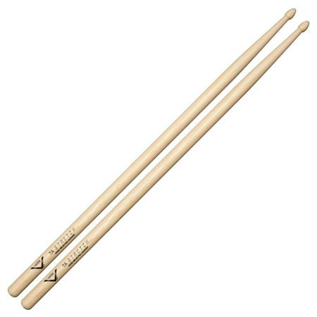 Vater 7A Stretch Hickory Wood Tip Drumsticks Pair