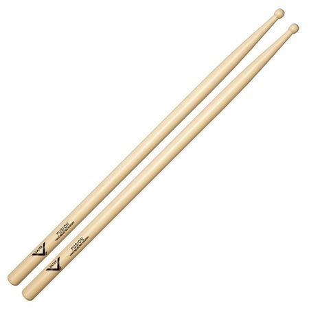 Vater Fusion Hickory Wood Tip Drum Sticks Pair