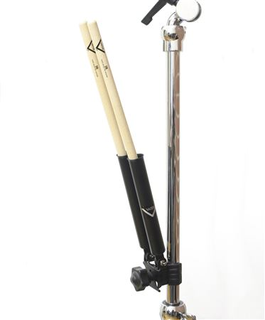 Vater Single Pair Clamp On Drum Stick Holder