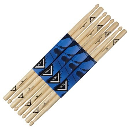 Vater 5B Hickory Wood Drum Sticks