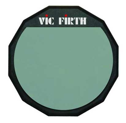 Vic Firth Single Sided 6 Inch Drum Practice Pad