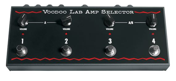 Voodoo Lab AS Amp Selector AB Router Pedal
