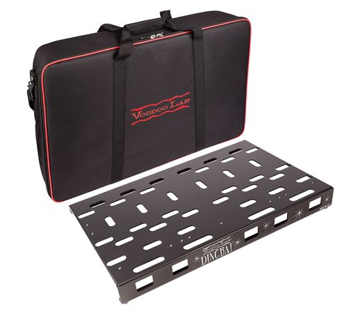 Voodoo Lab Dingbat Large Pedalboard with Bag