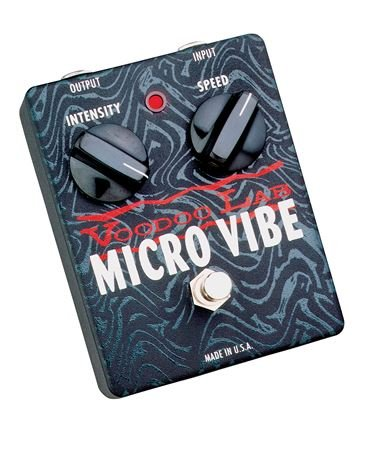 Voodoo Lab MV Micro Vibe Rotary Effects Pedal